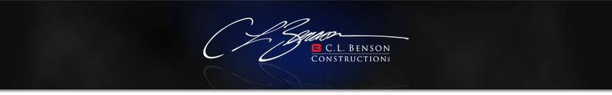 C.L. Benson Construction